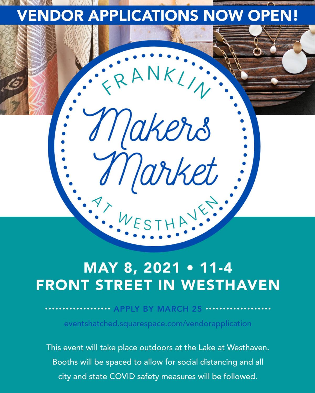 franklin makers market 2