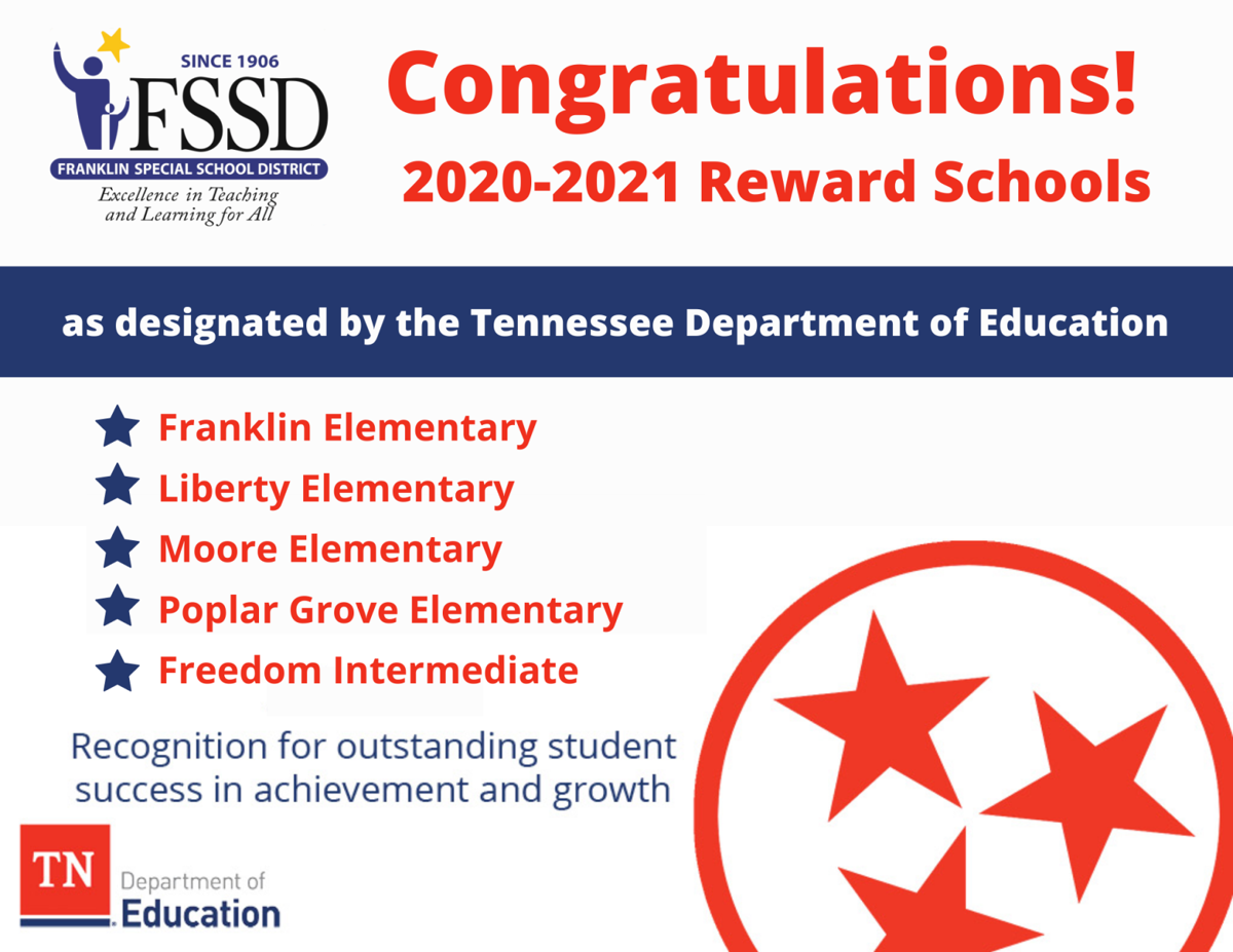 FSSD Reward School graphic 2021