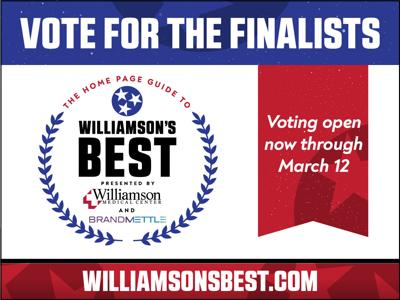 williamson best march 12