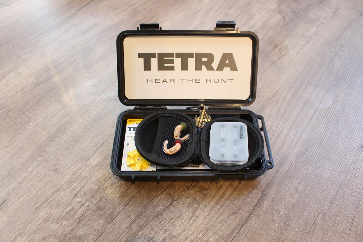 TETRA Hearing Alpha Shield