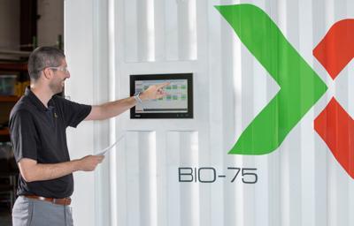 Bio-CHP Installation