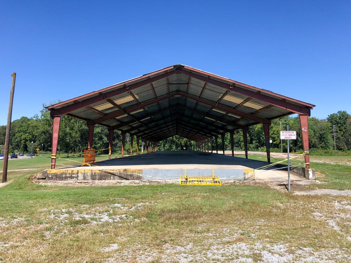 Bicentennial Park Pavilion 01
