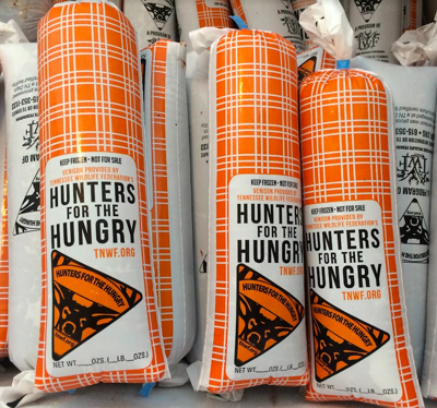 Hunters for the Hungry