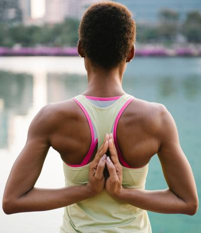 BODY BALANCE WITH V: Better posture hacks