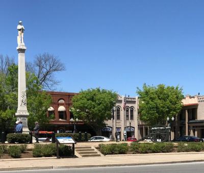 Franklin town square 4-20