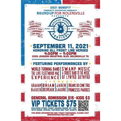 Broken Wheel Festival 2021 Nolensville