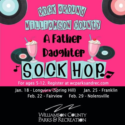 Father Daughter Dance Williamson County Recreation Complex