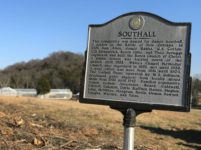 Southall sign