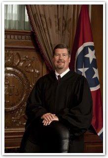 Tennessee Supreme Court Chief Justice Jeffrey S. Bivins