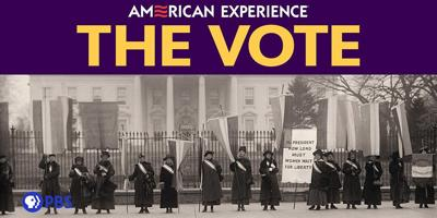 The Vote PBS movie poster