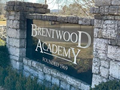 Brentwood Academy sign