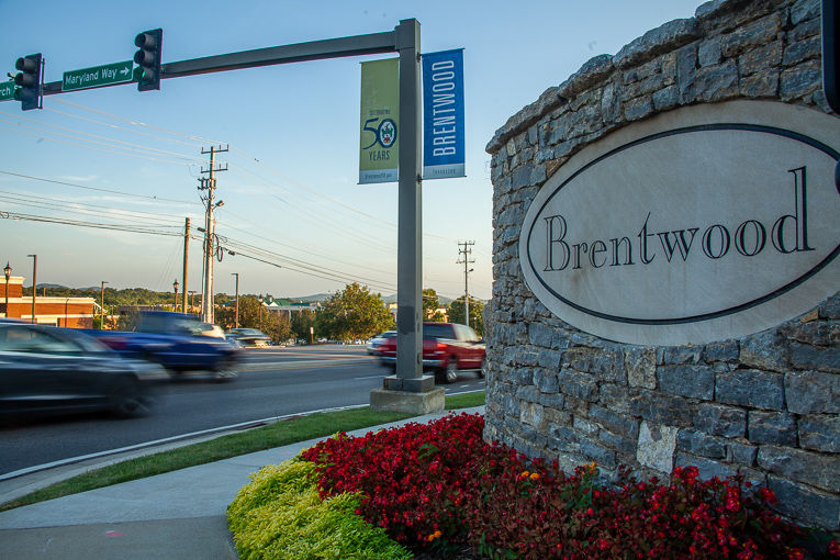 Brentwood Sign