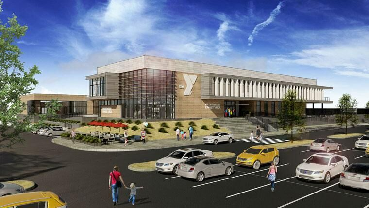 Concord Road Brentwood YMCA concept 2020