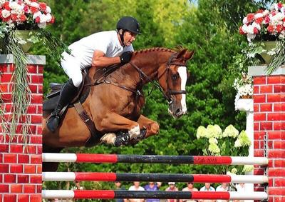 Music Country Grand Prix horse jump