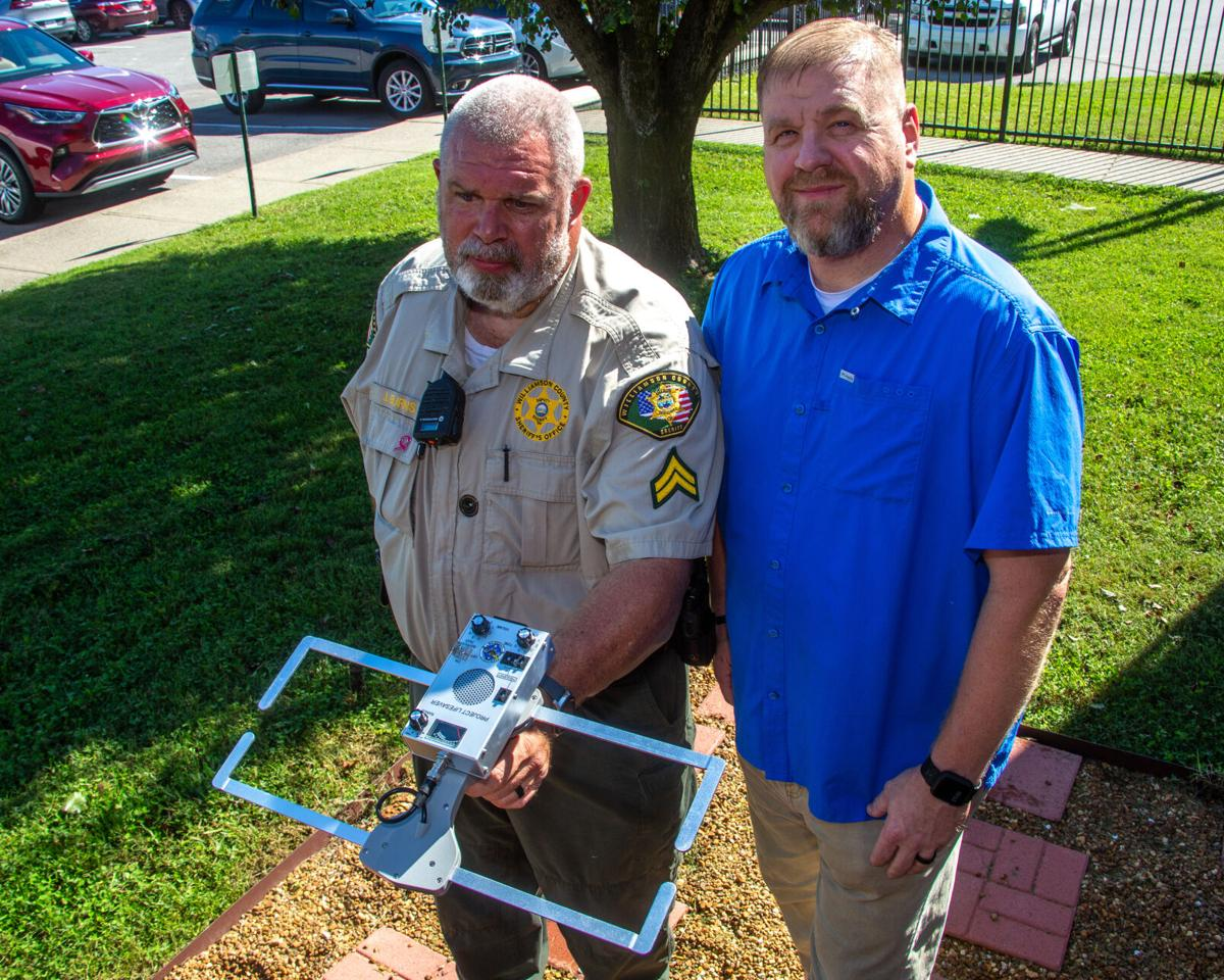 Williamson County Sheriff's Office Project LifeSaver