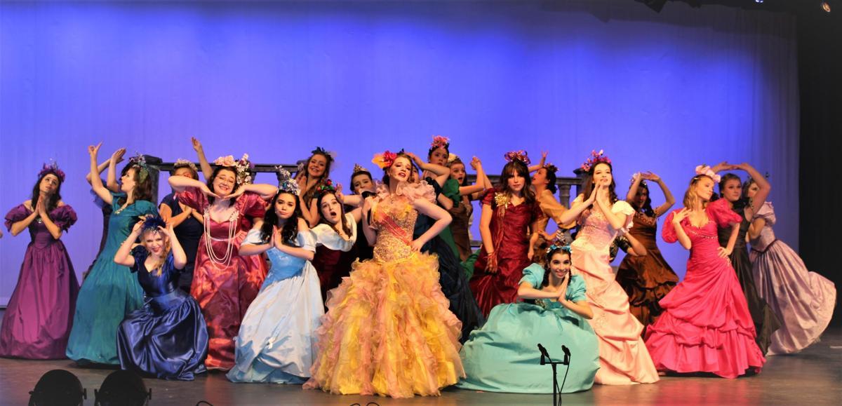 Cinderella Brentwood High School musical 2020 2