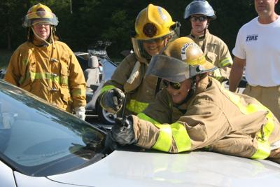 Brentwood Fire and Rescue Department Citizens Fire Academy 1
