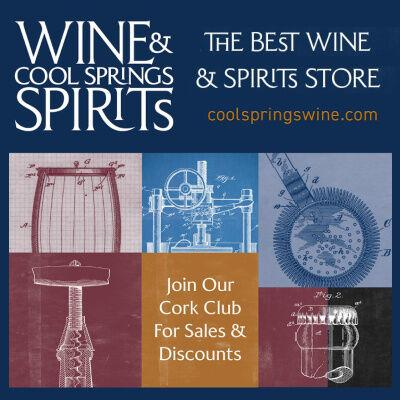 Cool Springs Wine logo