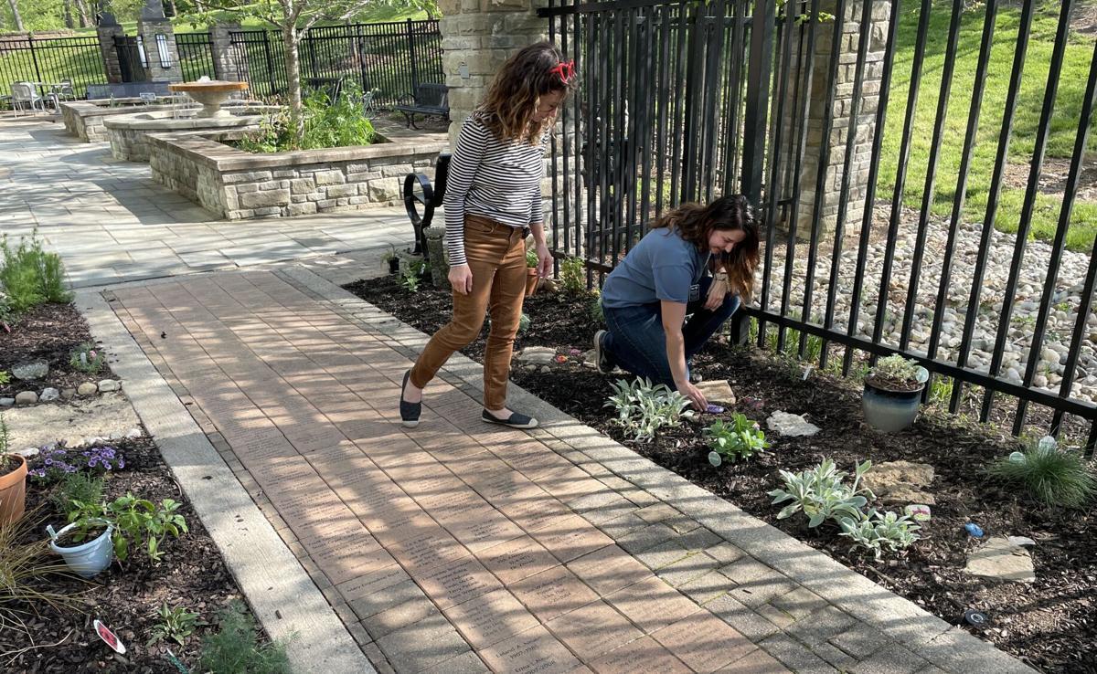 Brentwood Library Sensory Garden 3