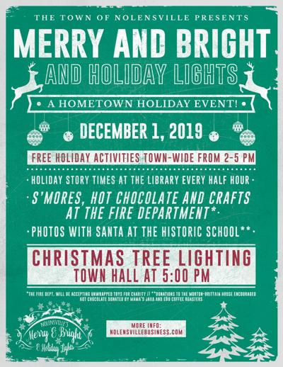 Nolensville Merry and Bright and Holiday Lights