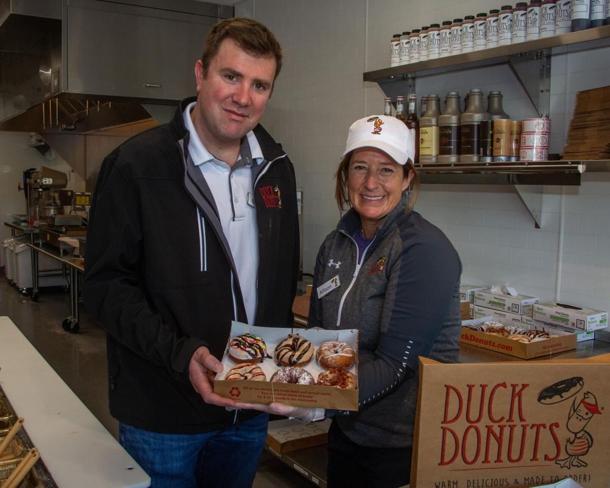 Duck Donuts 1 Brentwood
