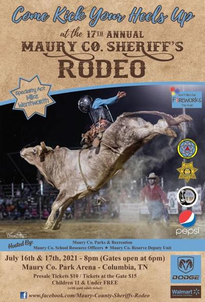 Maury County Rodeo