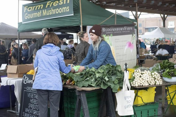The Franklin Farmers Market. Williamson Homepage file photo.