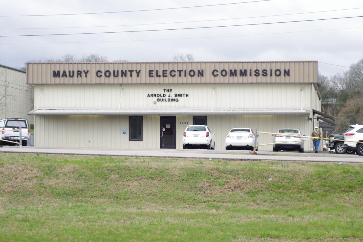 Election Commission Building