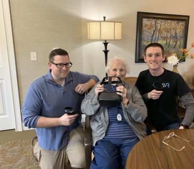VR senior living