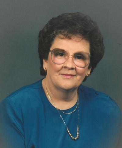 Betty Jean Frost Marlin obit