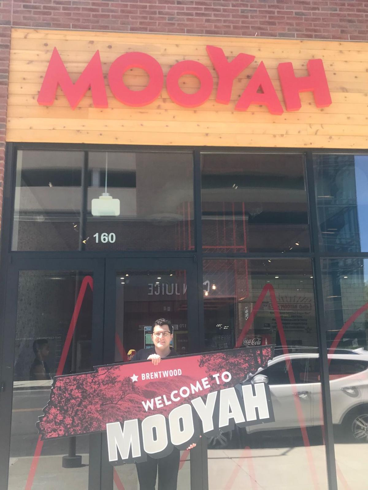 Mooyah Brentwood