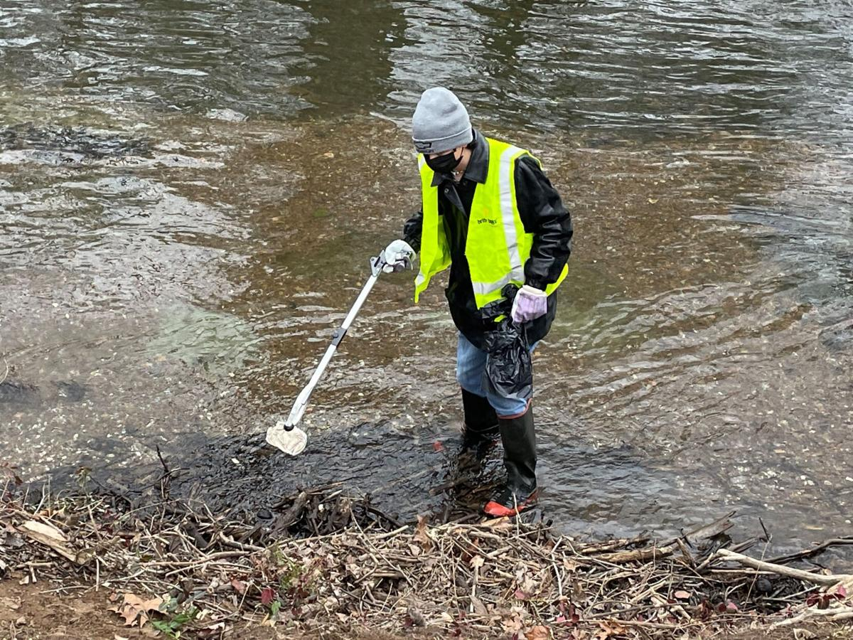 Little Harpeth River Cleanup 2021 1