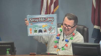 Graham Monopoly