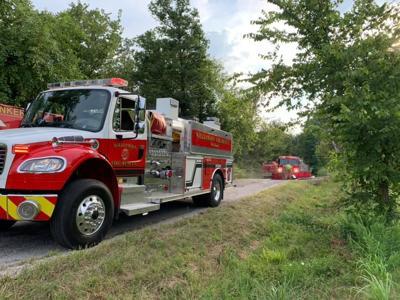 Williamson Fire-Rescue water tanker