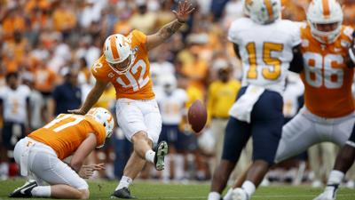 KNOXVILLE, TN - 2019.09.14 - Tennessee vs. Chattanooga