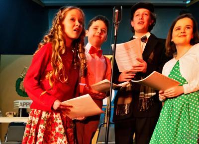 "Artist Community Theatre 2020 ""It's A Wonderful Life: A Live Radio Play"""