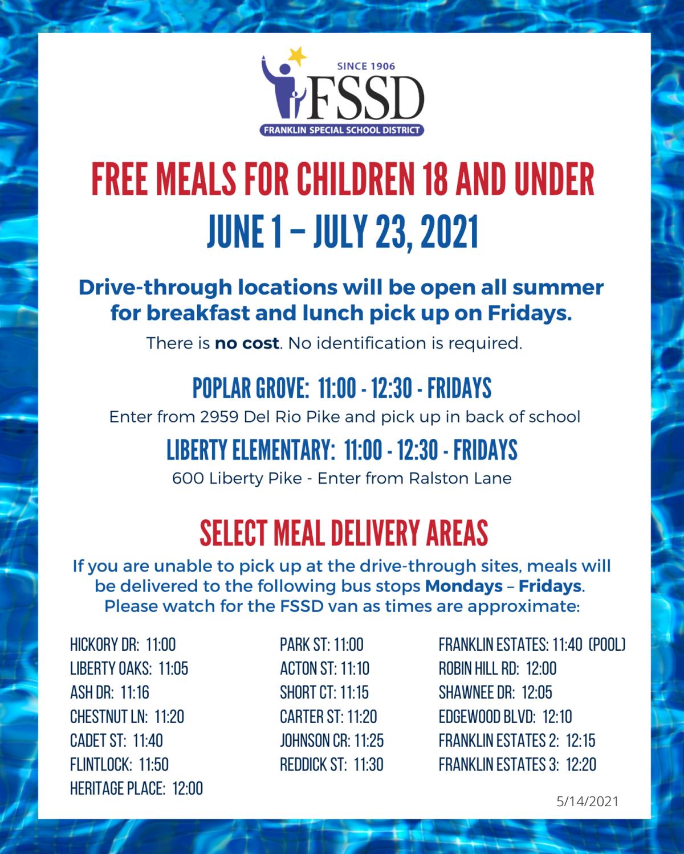 FSSD Summer 2021 Meal Flyer 8.5x11