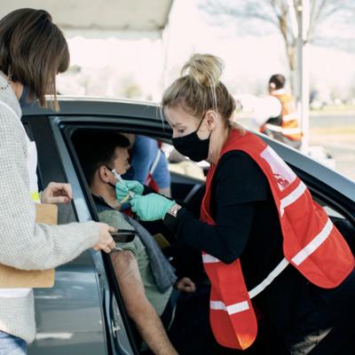 Nashville's mass vaccination event at Nissan Stadium