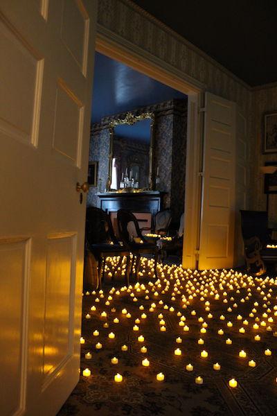 Lights at Carnton