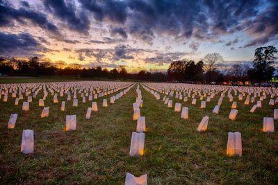 Battle of Franklin Illumination 2019