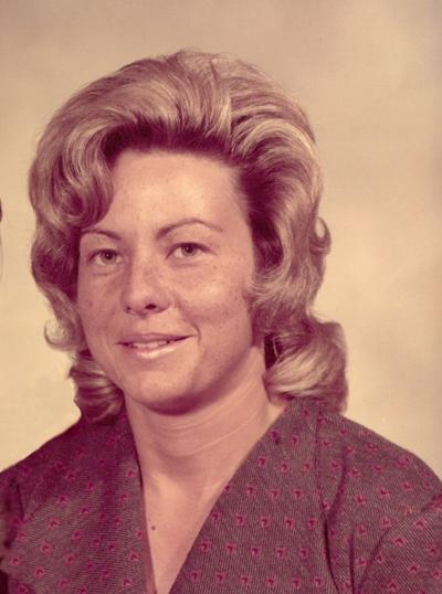 Donna Sue Taylor McAdams obit