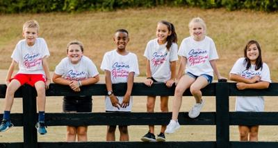 Brentwood Academy campers
