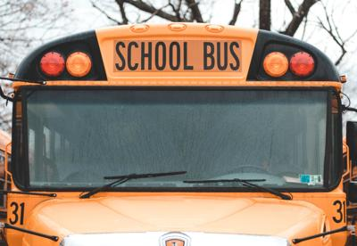 School bus (front)