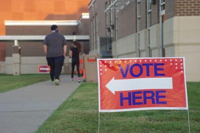 Longview voting