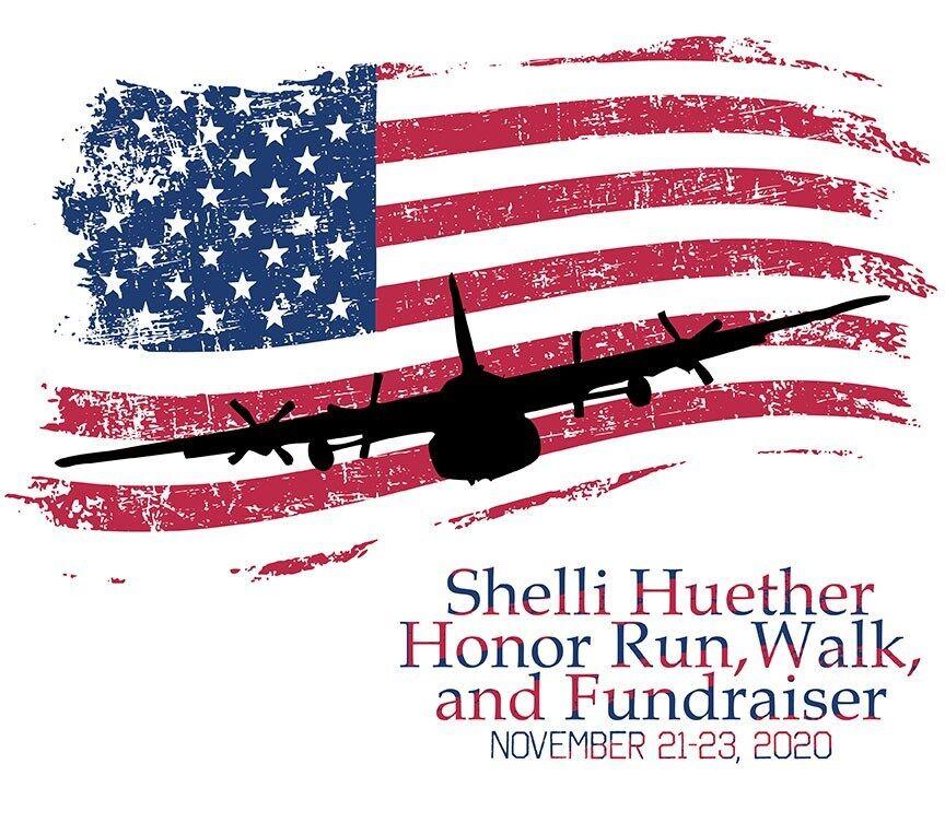 Shellu Huether Honor Run, Walk and Fundraiser 2020 logo