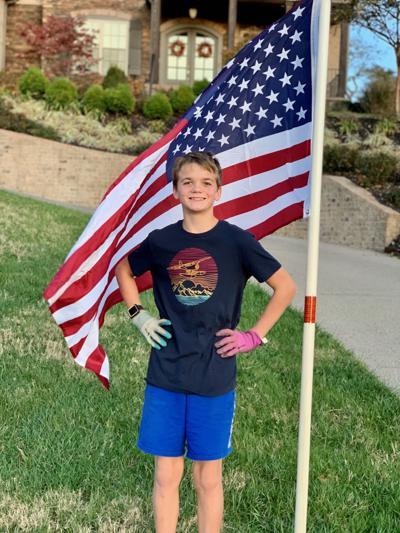 Flag Alec Hudson