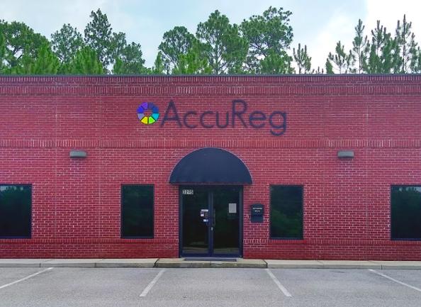 AccuReg building