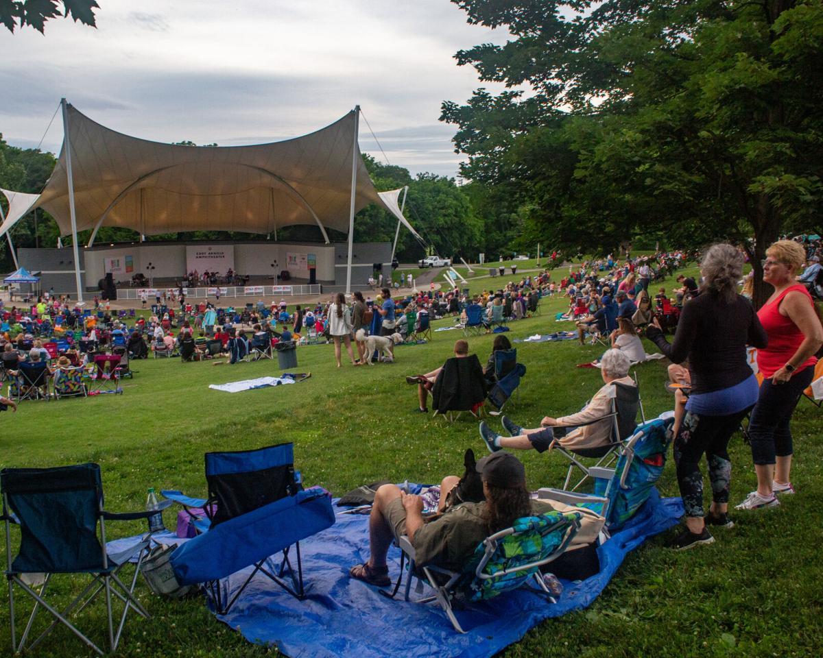Brentwood's Summer Concert Series 1 June 6, 2021.