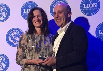 Kelly LIONS award