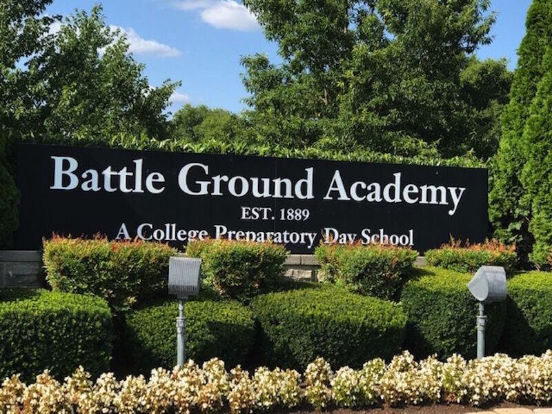 BGA summer sign